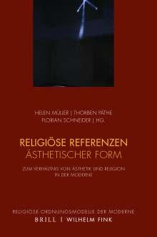 Religiöse Referenzen ästhetischer Form, Buch