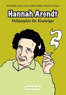 Nils Baratella: Hannah Arendt, Buch