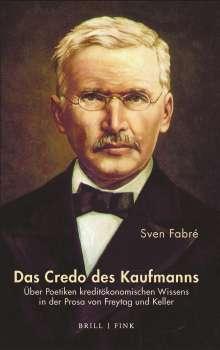Sven Fabré: Das Credo des Kaufmanns, Buch