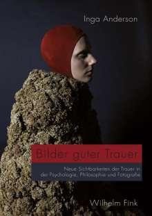 Inga Anderson: Bilder guter Trauer, Buch