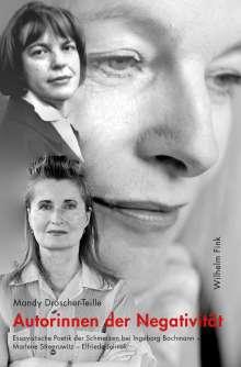Mandy Dröscher-Teille: Autorinnen der Negativität, Buch