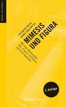 Friedrich Balke: Mimesis und Figura, Buch