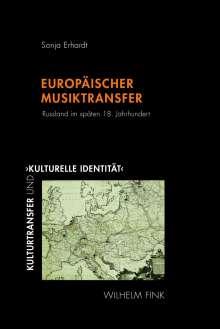 Sonja Erhardt: Europäischer Musiktransfer, Buch