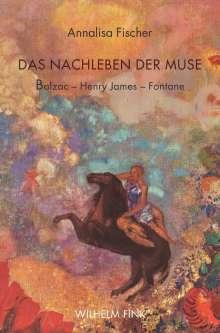 Annalisa Fischer: Das Nachleben der Muse, Buch
