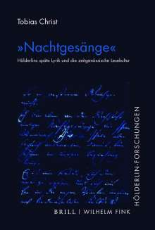 """Tobias Christ: """"Nachtgesänge"""", Buch"""