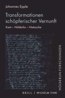 Johannes Epple: Transformationen schöpferischer Vernunft, Buch