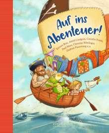 Erhard Dietl: Auf ins Abenteuer! Geschichten von Rittern, Piraten und anderen wilden Kerlen, Buch