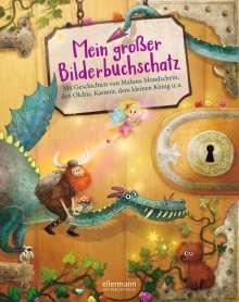 Erhard Dietl: Mein großer Bilderbuchschatz, Buch