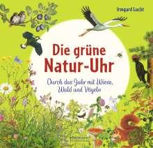 Irmgard Lucht: Die grüne Natur-Uhr, Buch