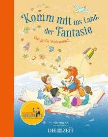 Paul Maar: Komm mit ins Land der Fantasie, Buch