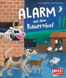 Anne Ameling: Alarm auf dem Bauernhof, Buch
