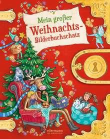 Petra Steckelmann: Mein großer Weihnachtsbilderbuchschatz, Buch