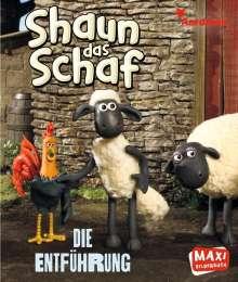 Ann-Katrin Heger: MAXI Shaun das Schaf, Buch