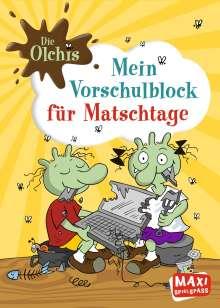 Erhard Dietl: MAXI Die Olchis, Buch