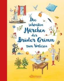 Jacob und Wilhelm Grimm: Die schönsten Märchen der Brüder Grimm zum Vorlesen, Buch