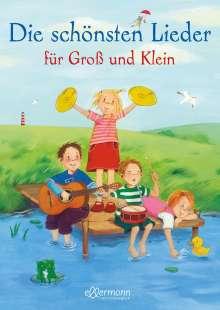 Die schönsten Lieder für Groß und Klein, Buch
