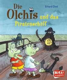Erhard Dietl: Die Olchis und das Piratenschiff, Buch