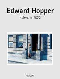 Edward Hopper 2022, Kalender