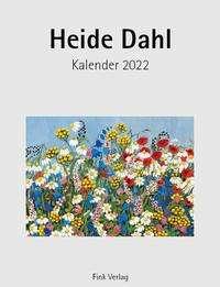 Heide Dahl 2022. Kunstkarten-Einsteckkalender, Kalender