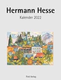 Hermann Hesse 2022. Kunstkarten-Einsteckkalender, Kalender
