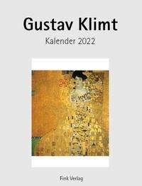 Gustav Klimt 2022, Kalender