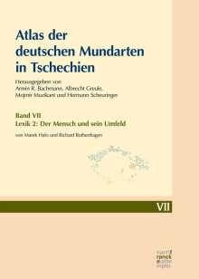 Marek Halo: Atlas der deutschen Mundarten in Tschechien 07, Buch