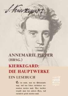 Annemarie Pieper: Kierkegaard: Die Hauptwerke, Buch