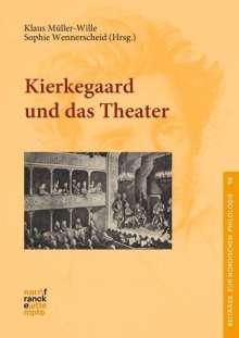 Kierkegaard und das Theater, Buch