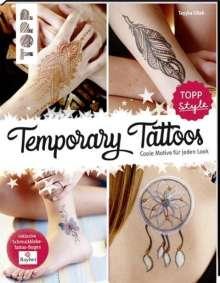 Tayyba Ullah: Temporary Tattoos, Buch