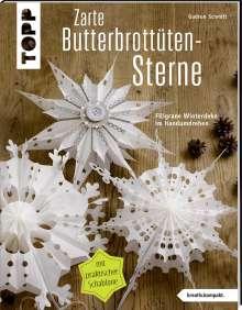 Gudrun Schmitt: Zarte Butterbrottütensterne (kreativ.kompakt.), Buch