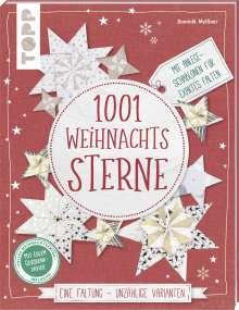 Dominik Meißner: 1001 Weihnachtssterne (kreativ.kompakt), Buch