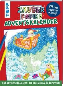 Norbert Pautner: Zauberpapier Adventskalender, Buch