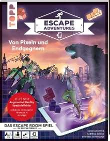 Sebastian Frenzel: Escape Adventures AR - Augmented Reality. Von Pixeln und Endgegnern, Buch