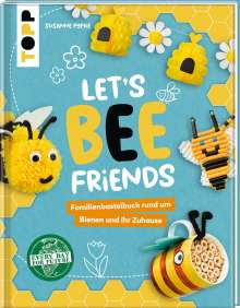 Susanne Pypke: Let's Bee Friends, Buch