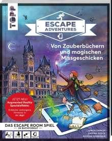 Simon Zimpfer: Escape Adventures AR - Augmented Reality. Von Zauberbüchern und magischen Missgeschicken, Buch