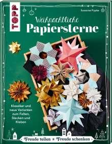 Susanne Pypke: Weihnachtliche Papiersterne, Buch