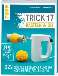Susanne Pypke: Trick 17 Basteln & DIY, Buch