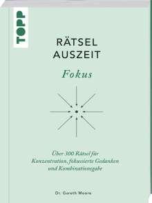 Gareth Moore: RätselAuszeit - Fokus, Buch