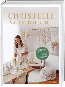 Christa Buck: Christelle - natürlich boho, Buch