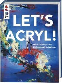 Sylwia Mesch: Let's Acryl!, Buch