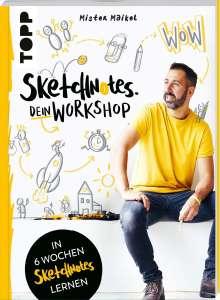 Michael Geiß-Hein: Sketchnotes - Dein Workshop mit Mister Maikel, Buch