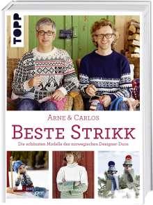 Arne Nerjordet: Beste Strikk, Buch