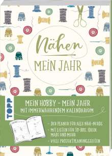 Frederike Matthäus: Nähen - Mein Jahr, Buch