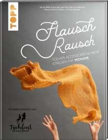Tanja Steinbach: Flauschrausch, Buch