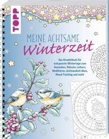 Natascha Pitz: Meine achtsame Winterzeit, Buch