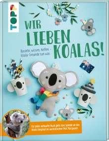 Pia Deges: Wir lieben Koalas!, Buch