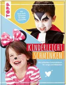 Charlie Ksiazek: Kinderleicht schminken, Buch