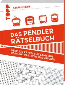 Stefan Heine: Das Pendler-Rätselbuch, Buch