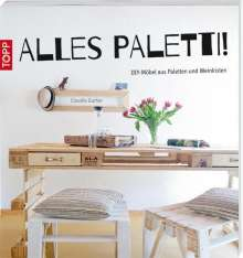 Claudia Guther: Alles Paletti!, Buch