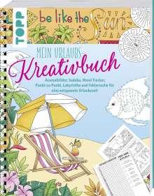 Natascha Pitz: Mein Urlaubs-Kreativbuch, Buch